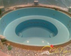 Гидромассажный СПА-бассейн