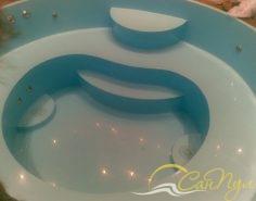 Полипропиленовый бассейн для СПА