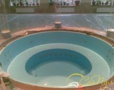 Строительство СПА-бассейна