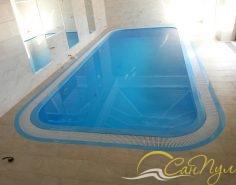 Построить бассейн в бане