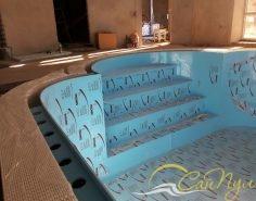 бассейн из полипропилена Симона