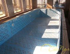 бассейн из полипропилена фото