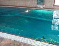 частный бассейн фото