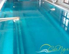 Композитный бассейн Ривьера фото
