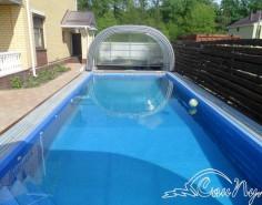 фото павильон для бассейна