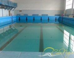 реставрация спортивного бассейна