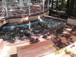 Восстановление фонтана
