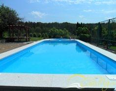 Частный бассейн 10х4м фото