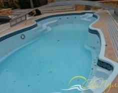 Фото композитного бассейна