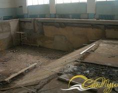 реконструкция спортивного бассейна