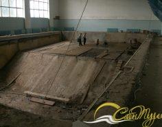 Ремонт спортивного бассейна