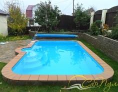 Купить бассейн из полипропилена