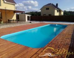 Частный бассейн 12х4м