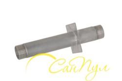 Труба проходная из нерж. стали 350мм-1 1/2″НВ М.ТР