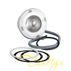 Прожектор PLCM 13.C (13Вт/12В) универсальный с LED — диодами 11 цветов.