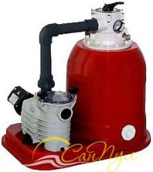Фильтр для бассейна Kripsol Toledo TTO406-33 (6 м3/час при напоре 8,4 м)