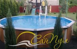 Бассейн Эсприт Биг(4,60х1,32м)Atlantic pool