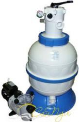 Фильтр для бассейна Kripsol Granada GTN406-33  (6 м3/час при напоре 8,4 м)