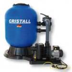 Фильтр для бассейна Cristal D 400 (6 м3/час при напоре 10 м)