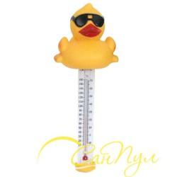 Термометр декоративный плавающий «Утенок»