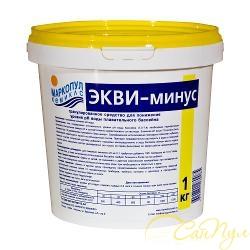 ЭКВИ-минус порошок 1 кг.(ведро)