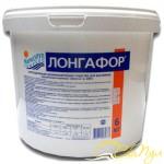 ЛОНГАФОР таб.200гр.медленный хлор 2,6кг.
