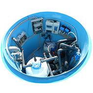 Комплекты оборудования для бассейнов
