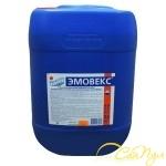 Эмовекс  жидкий хлор 30л.