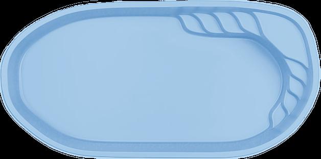 Вид сверху Модель «БИОРИЦ-BABY»