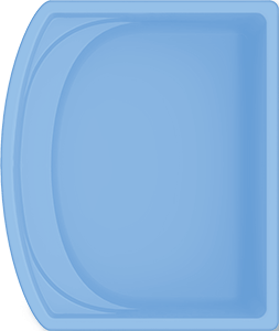 Вид сверху Модель «ДИНАР»