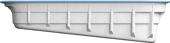 Вид сбоку Модель «ФЛЕРИ»