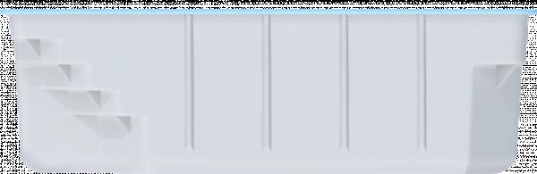 Вид сбоку Модель «ХОРТЕН»