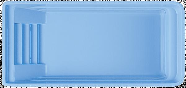 Вид сверху Модель «МАРСЕЛЬ»