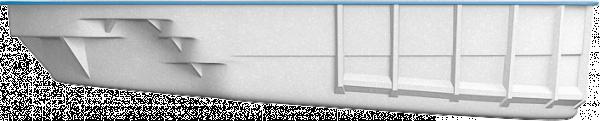 Вид сбоку Модель «МОНАКО-STEPLESS»