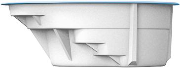 Вид сбоку Модель «НИЦЦА»