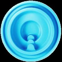Вид сверху Модель «СПА ПЕРЕЛИВНОГО ТИПА»
