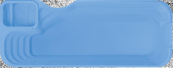 Вид сверху Модель «ПРЕМЬЕР-SPA»