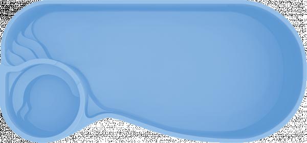 Вид сверху Модель «СЕН-ТРОПЕ»