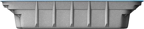Вид сбоку Модель «ТУЛОН»