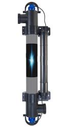 Ультрафиолетовая установка Elecro Steriliser UV-C (1*55W, 21m3/h, 50m3)