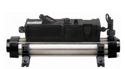Электронагреватель Elecro 839B (9 kw, 400v, ТЭН Incoloy, корпус 316L сталь)
