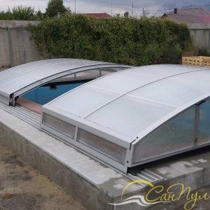 Павильон ИМПЕРИЯ для бассейна БОРДО купить