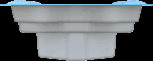 Вид сбоку Модель РОМАКС