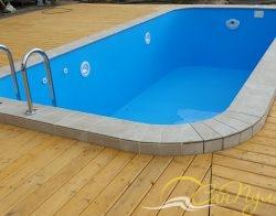 бассейн из пластика