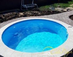 круглый бассейн купить