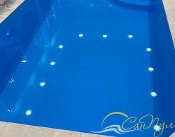 бассейн из полипропилена построить
