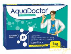 SuperFlock Коагулянт длит. действия 1 кг