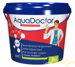 AquaDoctor C-60T хлор-шок в таблетках 5кг