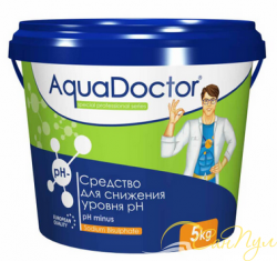 AquaDoctor pH минус 5 кг